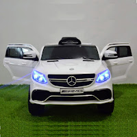 junior tr1701 mercedes benz amg gle 63s mobil mainan anak