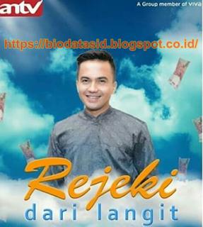Biodata Sahrul Gunawan, Host Rejeki Dari Langit ANTV