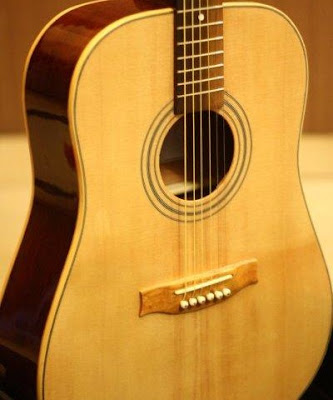 Đàn Guitar Acoustic HD200