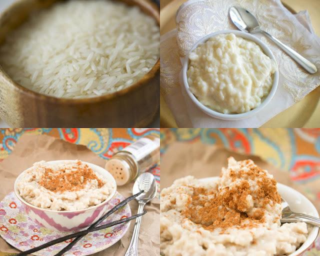 أحلى وأسهل طريقة لعمل الأرز بالحليب في المنزل!