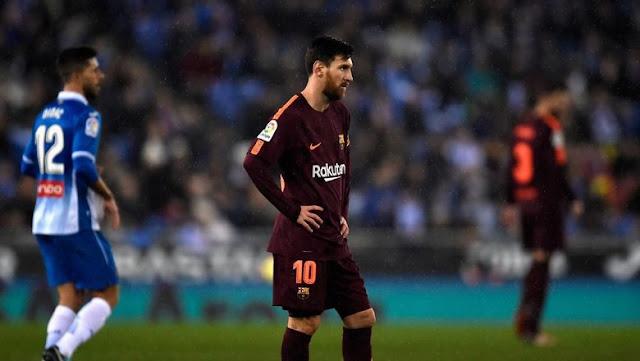Jelang Chelsea Vs Barcelona: Conte Berharap Kutukan Messi Melawan Chelsea Berlanjut