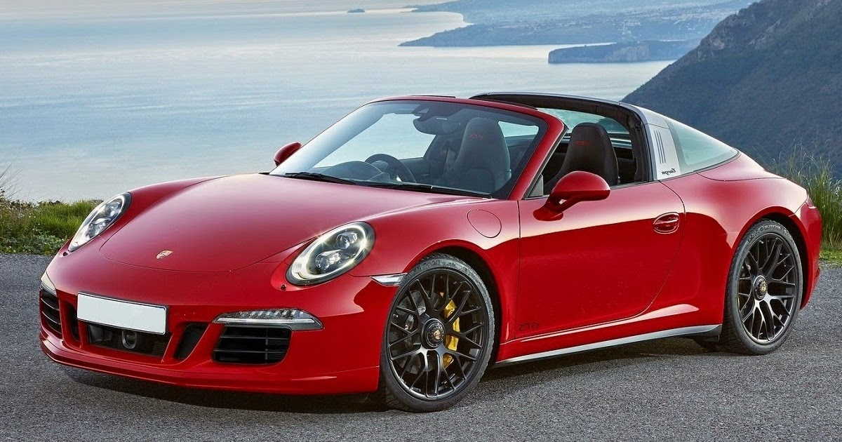 2016 Porsche 911 Targa 4 Gts 430 Horsepower Car Reviews New