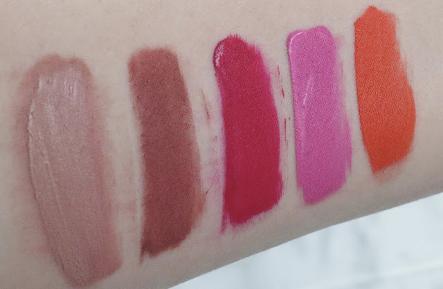Too Faced Melted Matte Liquid Lipstick review swatches