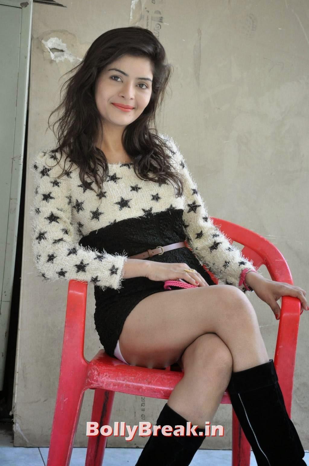 , Actress Gehana Vasisth Latest Sexy Stills