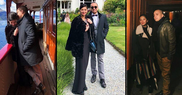 Sweet Photos Of Neil And Angel From Being A 'No Label' Couple To Officially Being Together That Made Us All Swoon