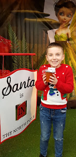 Wyevale Garden Centre Santa Grotto Review Northampton