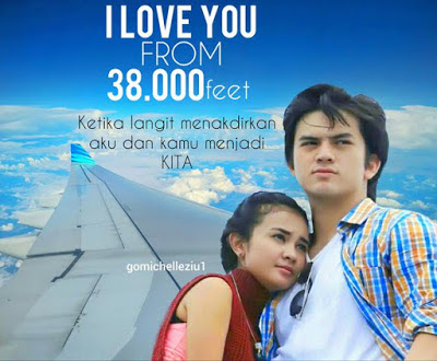 Download Film I Love You From 38000 Feet WEBDL
