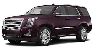 2017 Cadillac Escalade ESV by Cadillac