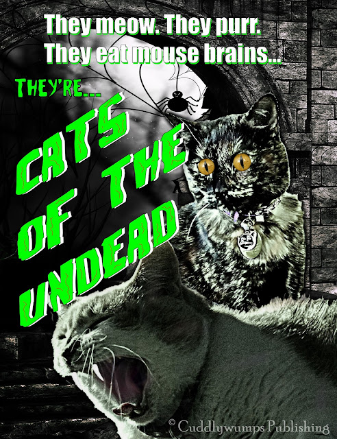 Cats of the Undead poster
