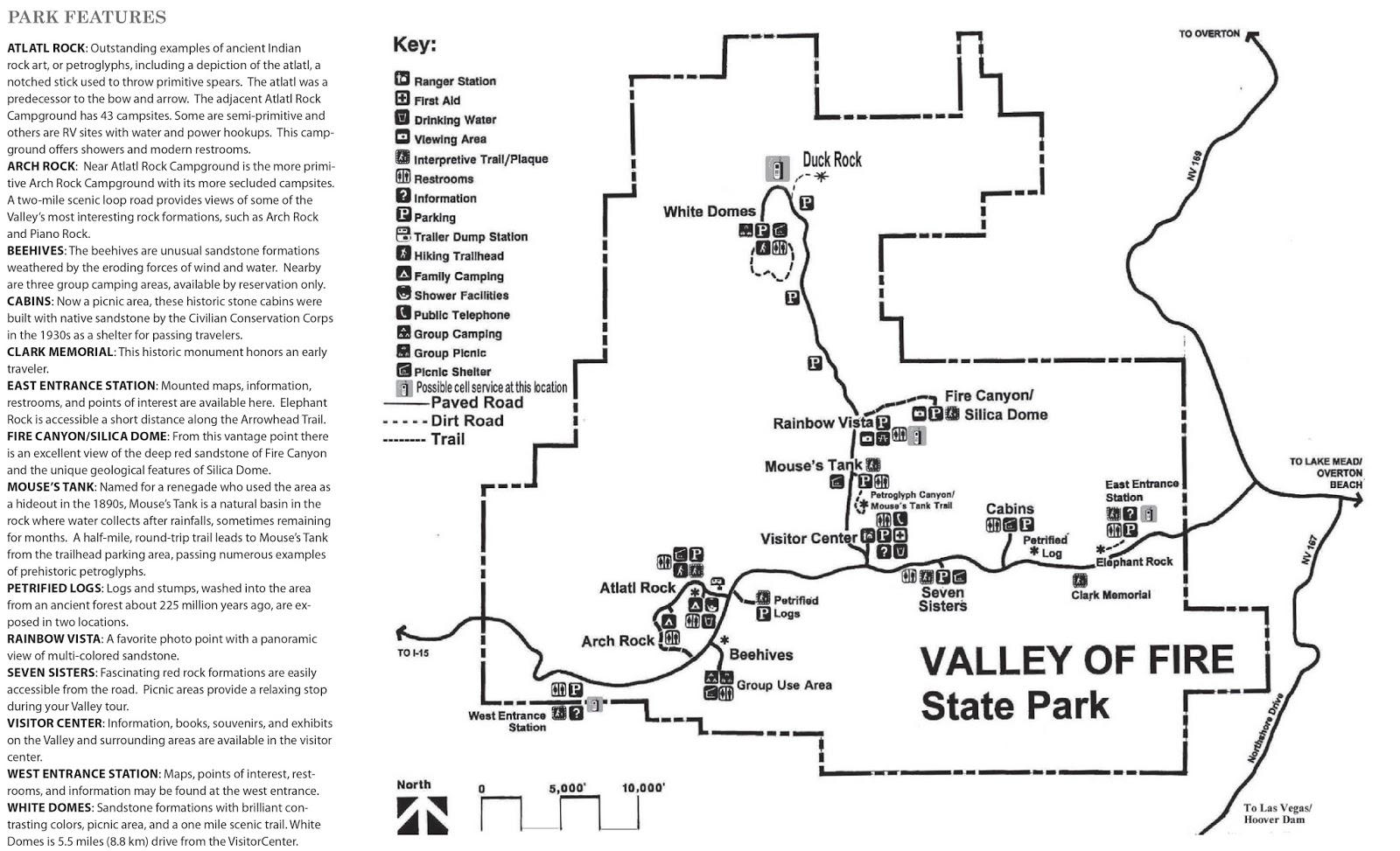 Jour 13 Valley Of Fire Sp Lake Mead Las Vegas Let