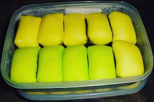 Cara membuat pancak durian