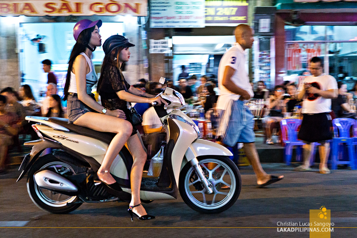 Ho Chi Minh Day Tour Bui Vien Street