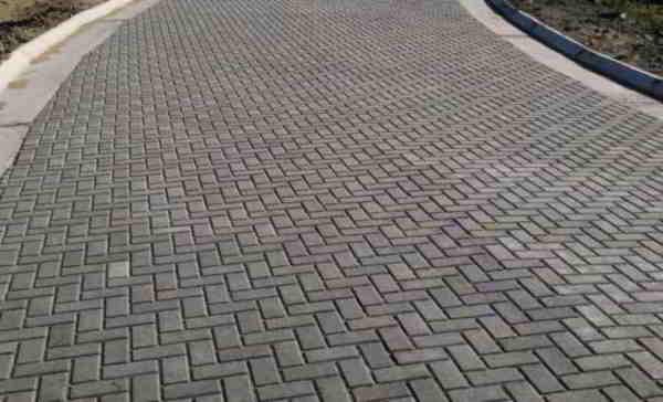pavimento de adoquines
