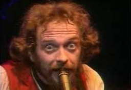 Jethro Tull - Aqualung (live in London 1977)