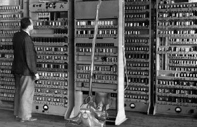 sejarah komputer lengkap dari generasi ke kegenerasi