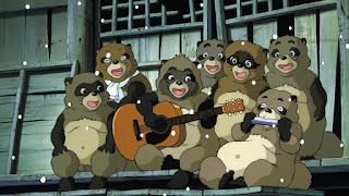 Cuộc Chiến Gấu Trúc -Pom Poko - VietSub
