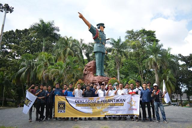 PKS Kota Medan Deklarasikan PKS Muda