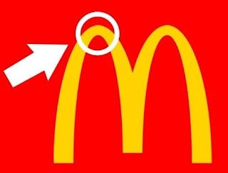 كيف تم تصميم العلامة التجارية ماكدونالدز