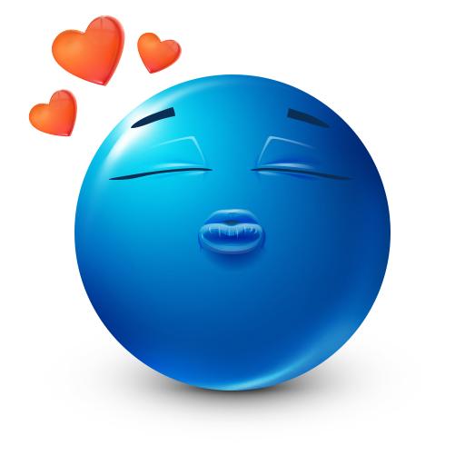 Kisses Smiley
