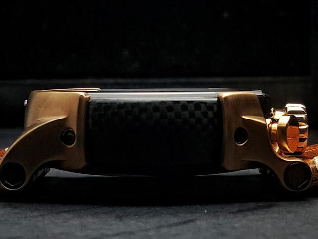 大阪 梅田 ハービスプラザ WATCH 腕時計 ウォッチ ベルト 直営 公式 CT SCUDERIA CTスクーデリア Cafe Racer カフェレーサー Triumph トライアンフ Norton ノートン フェラーリ 雑誌 MADURO マデュロ FIBRA DI CARBONIO CS10159