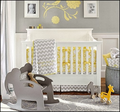 13 Wall Designs Decor Ideas For Nursery: Maries Manor: Baby Bedrooms