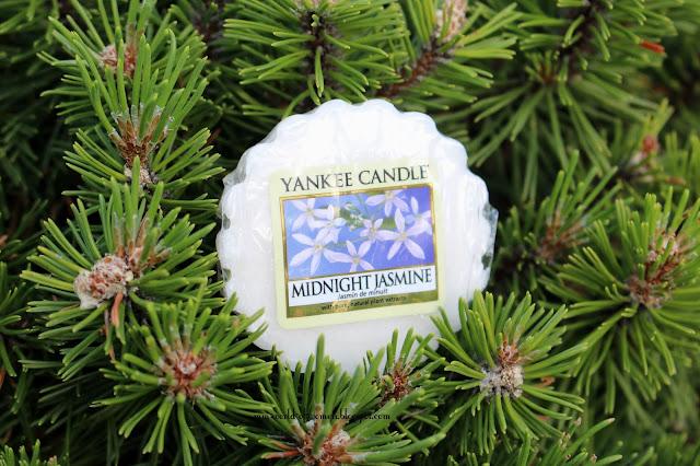 Midnight Jasmine Yankee Candle