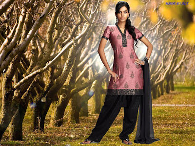 Latest Salwar Kameez for Girls