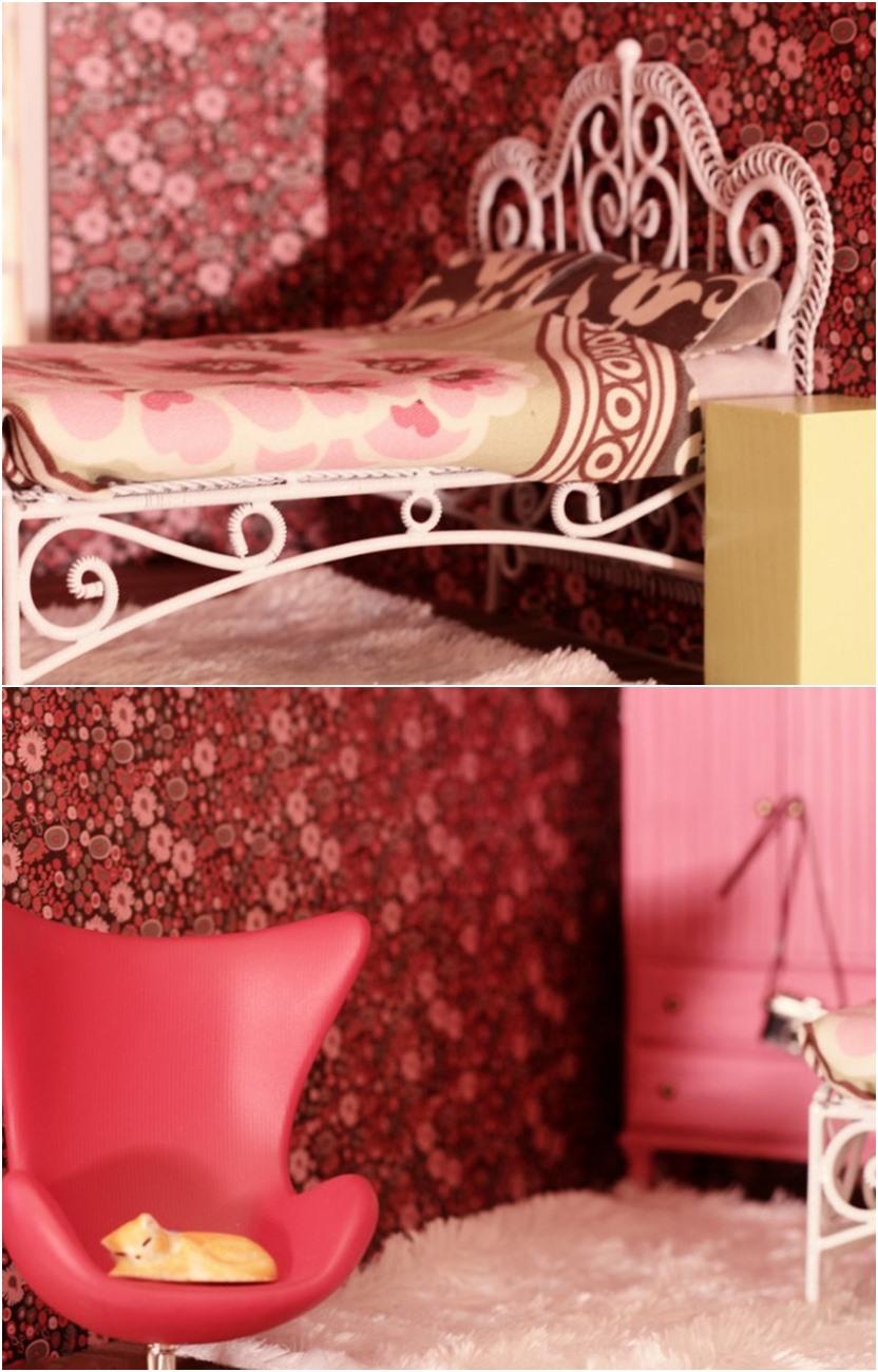 Como decorar sua casa como se fosse uma casinha de bonecas