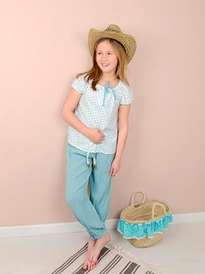 pantalon bambula niña osamore una amplia seleccion de pantalones bombacho, shorts y vaqueros para niñas