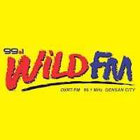 Wild FM Gensan DXRT 99.1 MHz logo