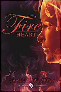 Fire Heart - a Teen and young adult, women's coming of age contemporary fiction by Pamela Taeuffer