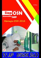 Paket Buku Siap Osn Matematika Smp 2017 Smp Negeri 1 Situbondo