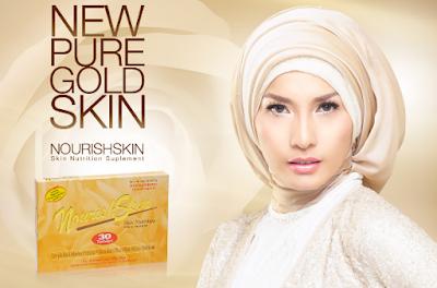 Manfaat, Efek Samping Dan Harga Nourish Skin 15 Tablet Di Apotik