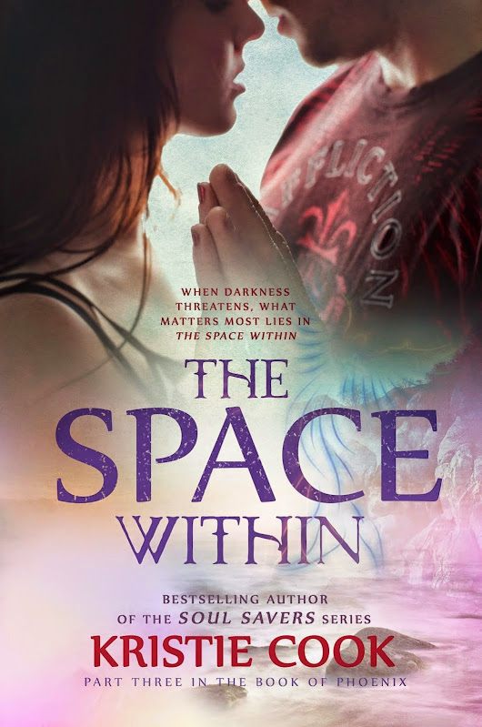Comfortably Read: Review & Character Interview: The Space Within by Kristie Cook