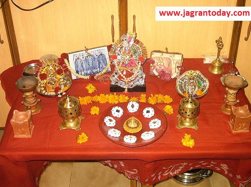 Devi ke Nau Roop or Nau Aahar