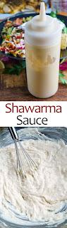 Shawarma Sauce