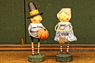 Patricia Youngquist, author and photo-artist includes the antics of figurines in her repertoire.