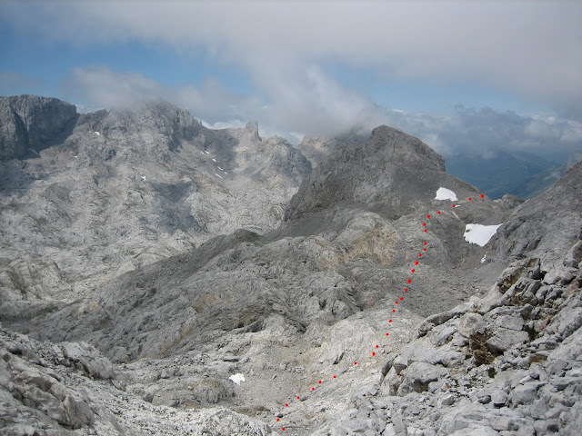 Rutas Montaña Asturias: Al refugio de Collado Jermoso por Collada Ancha