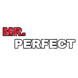 Png text, mr perfect