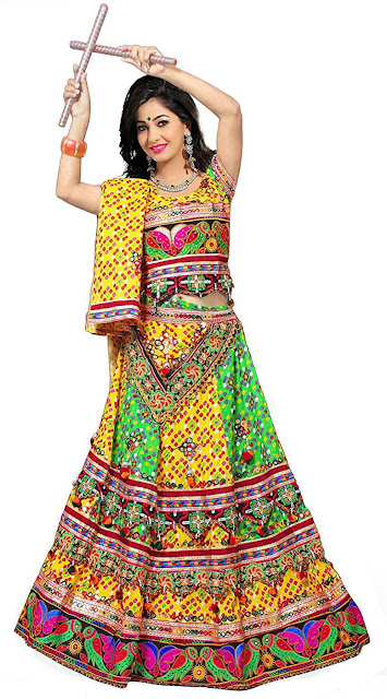 Chaniya Choli for Navratri Festival