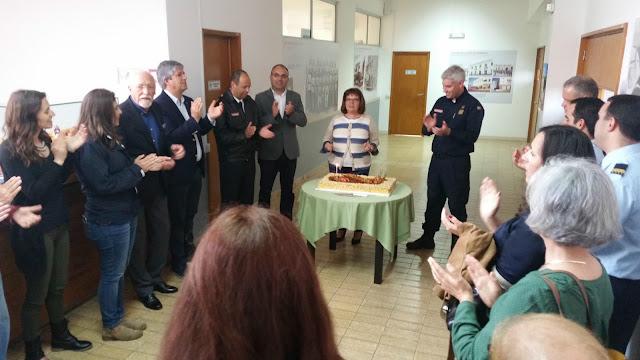 Centro Municipal de Proteção Civil e Operações de Socorro de Portimão festejou 3.º aniversário