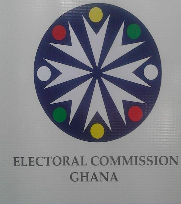 New Ghana Electoral Commission logo
