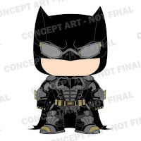 Pop! Movies: Justice League Batman