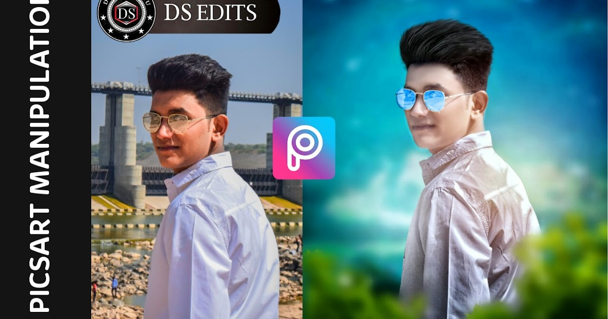 Picsart Manipulation 2018 How To Edit Like Pro In Picsart Ds