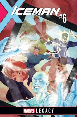 iceman #6 marvel legacy