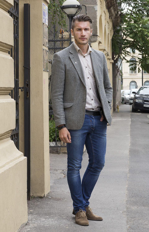 Como Vestirse Casual Para Hombre Lindos Outfits De Moda
