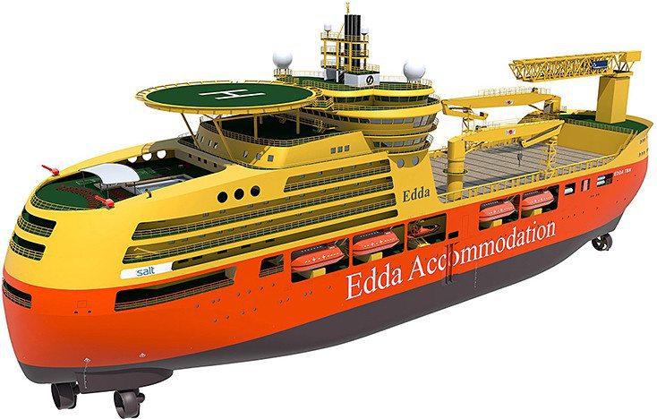 Edda Accommodation Cancels Delayed Newbuild at Hyundai Heavy Industries