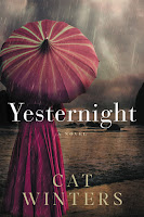 Yesternight by Cat Winters book cover and review