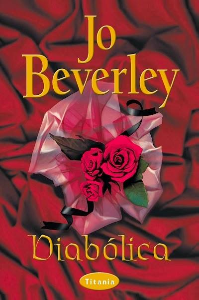 Portada del libro biabólica de jo beverley