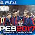 PES 2017 PS4 DFL OPTION FILE DP2 [Christmas Update] 26 Dec 2016